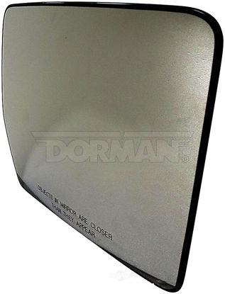 Picture of 56156 Door Mirror Glass  By DORMAN-HELP