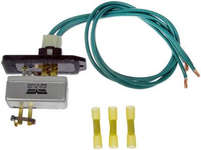 Picture of 973-521 HVAC Blower Motor Resistor Kit  By DORMAN-TECHOICE