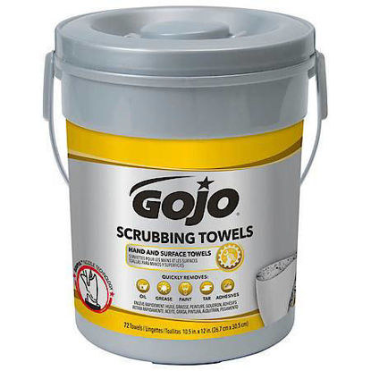 Picture of GOJO Scrubbing Towels Hand and Surface Towels 6396-06