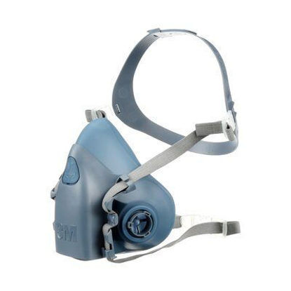Picture of Large - Reusable Facepiece Resiprator - 3M 7503 1/bag - Mask Only