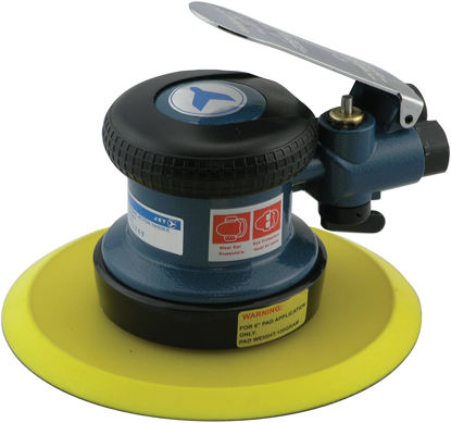 "Picture of Jet 403212-6"" Dual Action Random Orbit Non-Vac Sander-Heavy Duty"