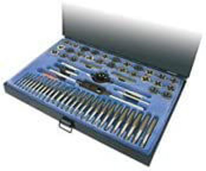 Picture of ITC Professional 60-Piece S.A.E./Metric Tap and Die Set, 24312