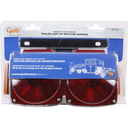 Picture of Trailer Lighting Kit 65370-5 w/ Clearance Marker