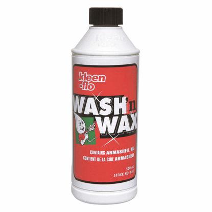 Picture of Kleenflo 851 - LIQUID WASH 'N WAX 455ML