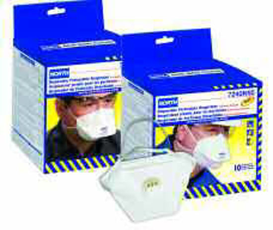 Picture of North Disposable Particulate Respirator N95 10 Pack