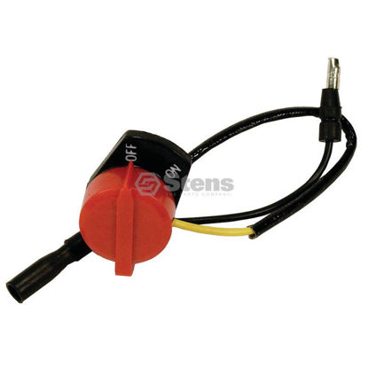Picture of Stens 430-558 - Engine Stop Switch Honda 36100-ZH7-003
