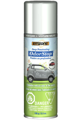Picture of Emzone 44213 - OdorStop Odor Neutralizer - New Car