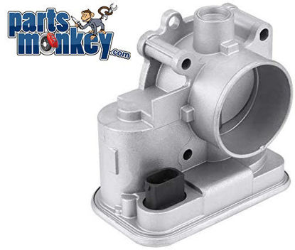 Picture of 04891735AC - Complete Electronic Throttle Body Assembly