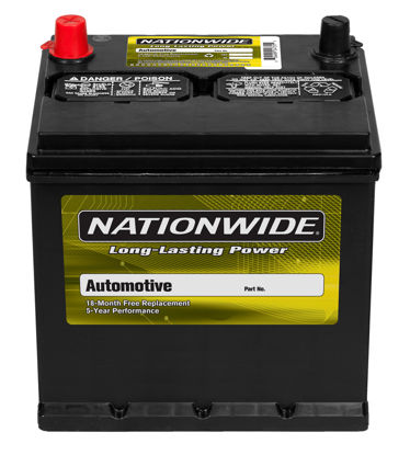Picture of 121R-600  By NATIONWIDE BATTERIES