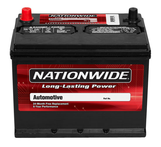 Picture of 124R-700  By NATIONWIDE BATTERIES