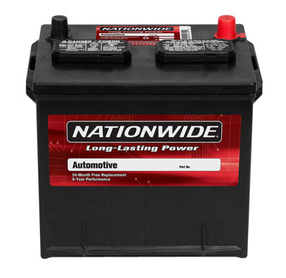 Picture of 25-550  By NATIONWIDE BATTERIES