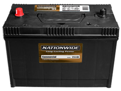 Picture of 31A-GS  By NATIONWIDE BATTERIES