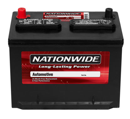 Picture of 36R-650  By NATIONWIDE BATTERIES