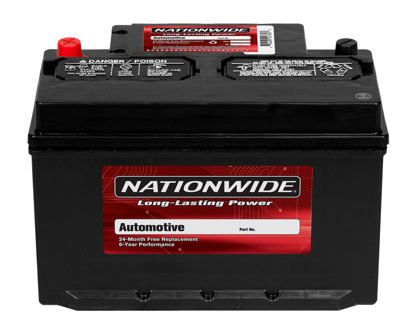 Picture of 40R-590  By NATIONWIDE BATTERIES