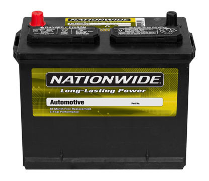 Picture of 56-550  By NATIONWIDE BATTERIES