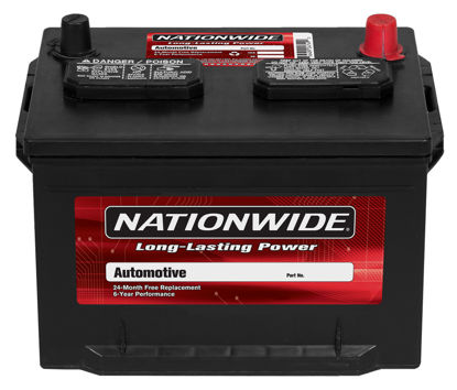 Picture of 58-550  By NATIONWIDE BATTERIES