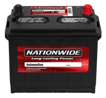 Picture of 75DT-650  By NATIONWIDE BATTERIES