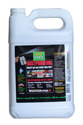 Picture of Corrosion Free - Rust Cure Formula 3000 4L Jug