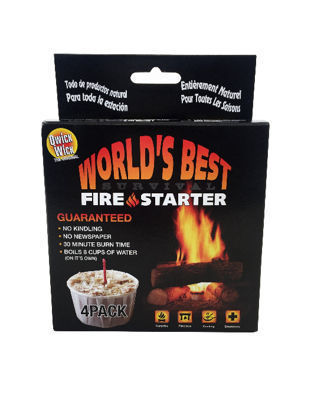 Picture of QwickWick Fire Starter [4 pack]