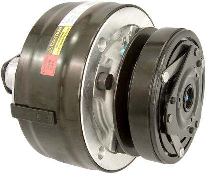 Picture of 15-21764 COMPRESSOR ASM,A/C By ACDELCO GOLD/PROFESSIONAL CANADA