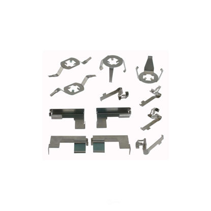 Picture of 13249 13249 (16)DISC BRAKE HDWE KIT By CARLSON QUALITY BRAKE PARTS