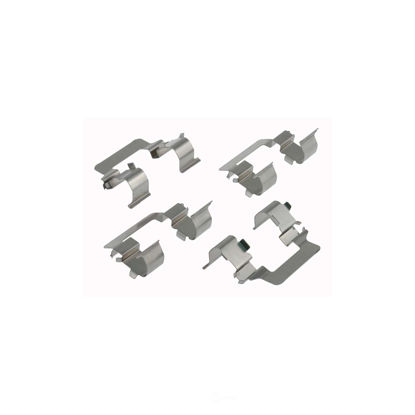 Picture of 13281 13281 (4) DISC BRAKE HDWE KIT By CARLSON QUALITY BRAKE PARTS