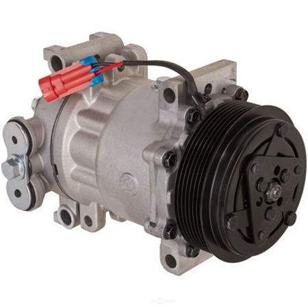 Picture for category AC Compressors, Kits and Parts