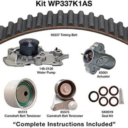 Picture for category Belts, Tensioners and Pulleys