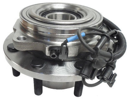 Picture for category Front Wheel Bearings and Seals