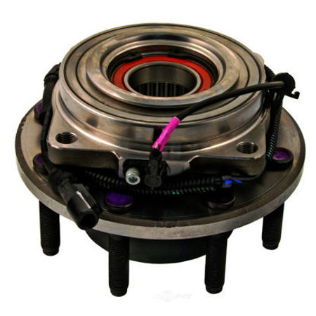 Picture for category Rear Wheel Bearings and Seals